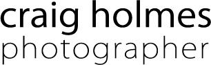 Craig Holmes Photographer Logo